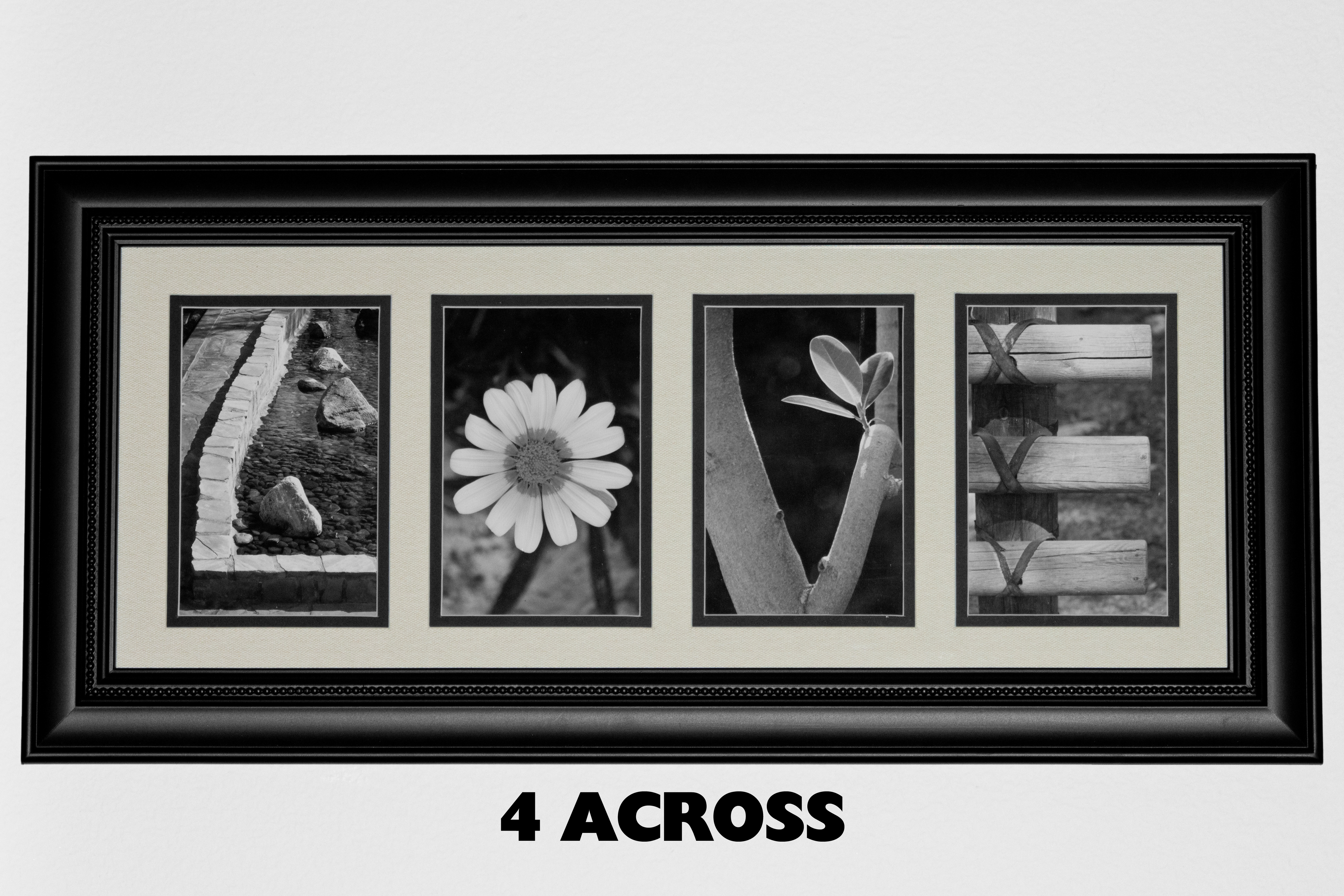 Nice 4x6 Picture Frame With 4 Openings Frieze - Picture Frame Ideas ...